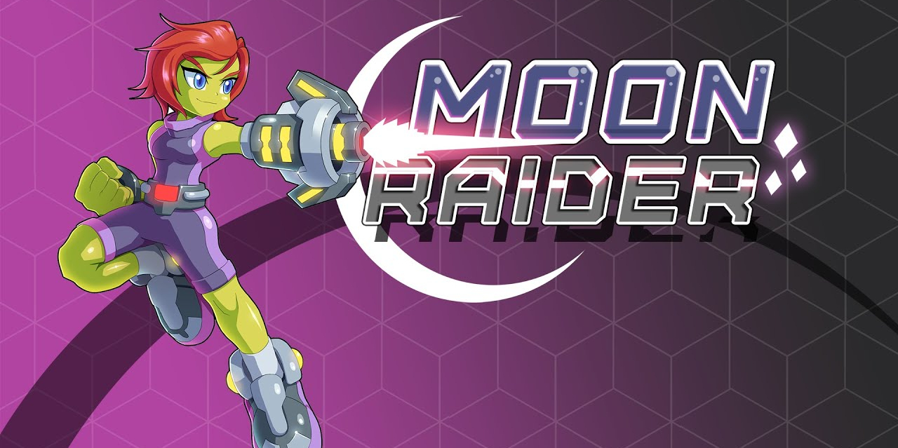 Moon Raider is a fast-paced, action-packed adventure game set in the moon's deadly underworld