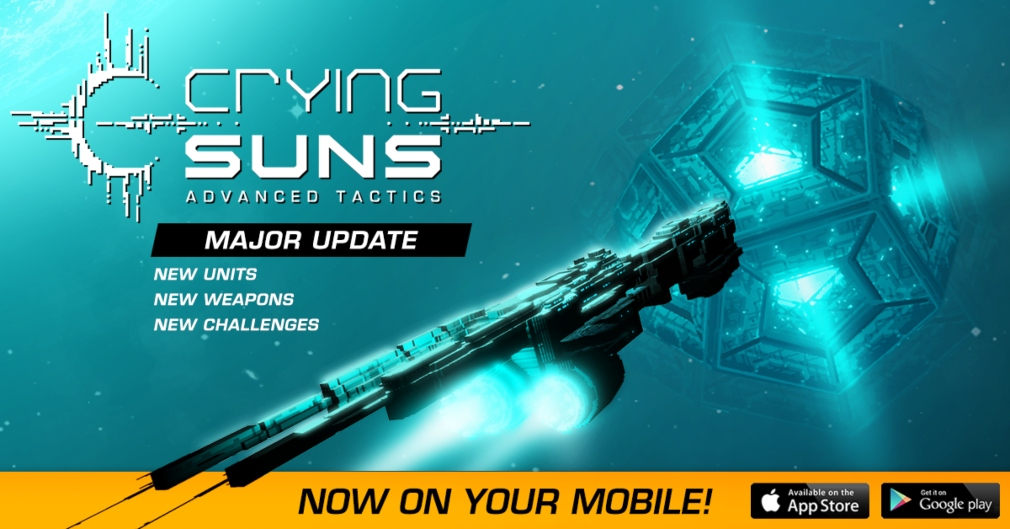 Crying Suns receives new Advanced Tactics update