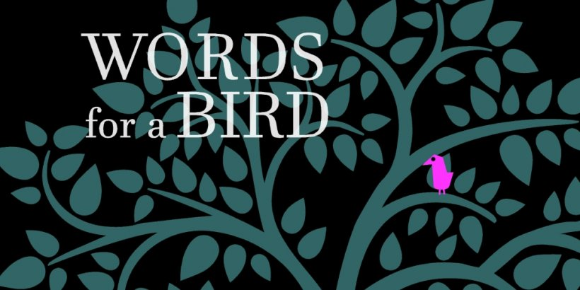 Words for a bird is a word puzzler for iOS and Android from Bart Bonte, creator of blue and green