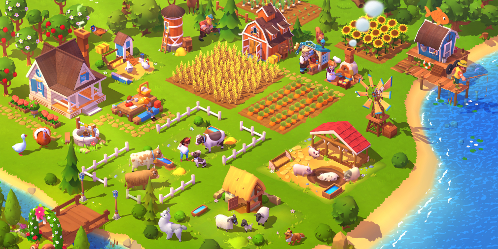 FarmVille 3 interview: Zynga's approach to creating an innovative sequel for the modern mobile gamer