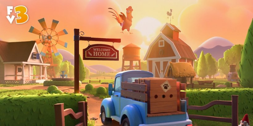 FarmVille 3's latest video gives players a sneak peek of the animals they'll be able to raise