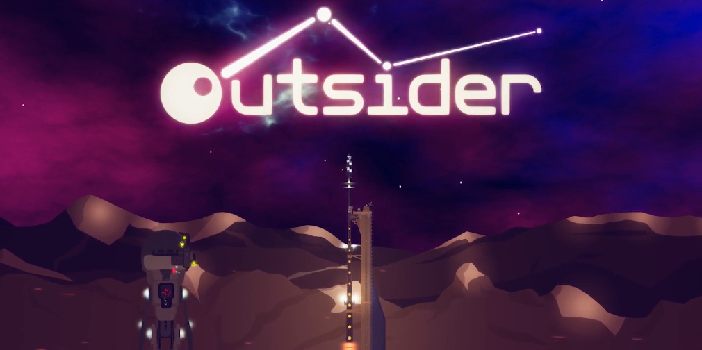 Outsider is a sci-fi horror puzzler that plays out in one continuous take