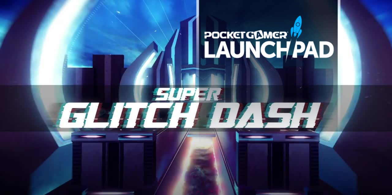 Check out new footage for Super Glitch Dash, the fast-paced runner which is available to pre-register for Android now