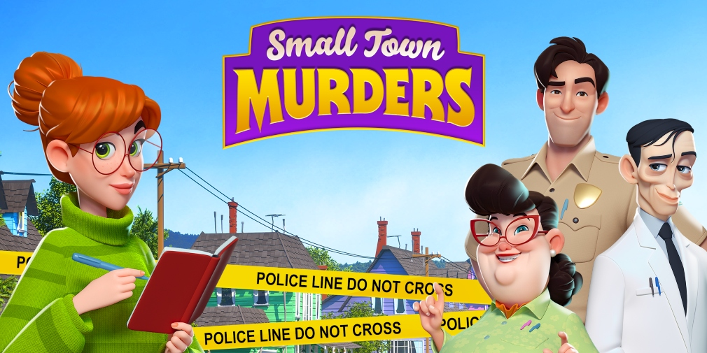 Small Town Murders is a crime-solving match-three puzzler from Rovio that's available now for iOS and Android