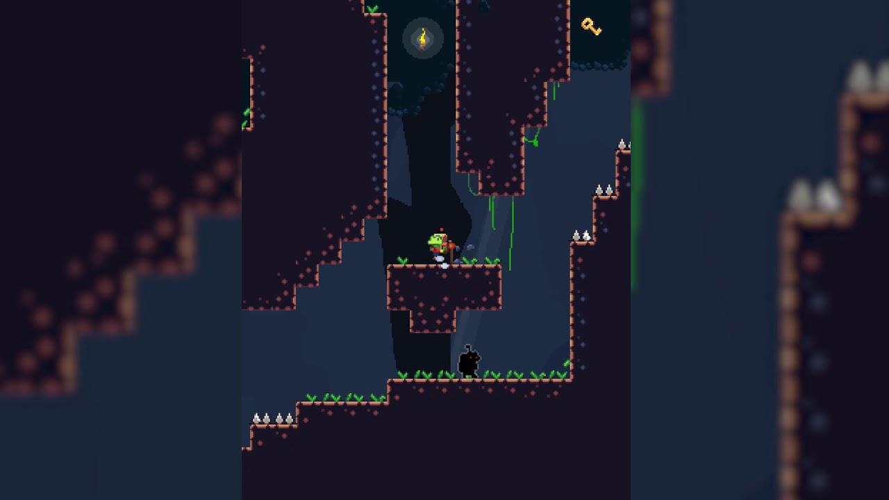 Shadow Frog, par les créateur de Power Hover, bondit sur vos mobiles