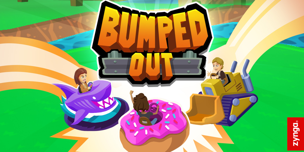 Bumped Out is the latest game to arrive for Snapchat that's been made by Zynga