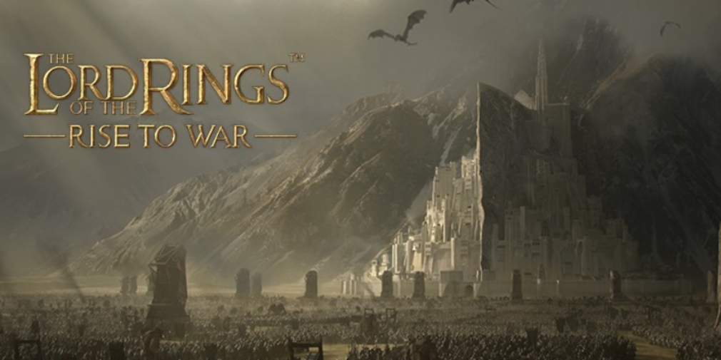 The Lord of the Rings: Rise to War launches its first beta test in select regions