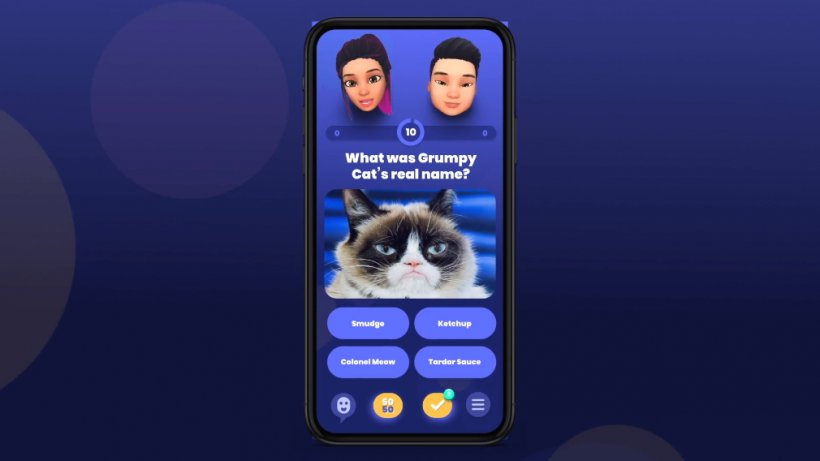 Trivia Royale, the quiz-based battle royale, has been downloaded over 2 million times since launch