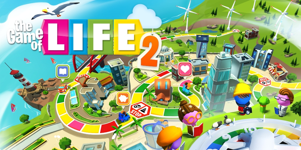 The Game of Life 2, Marmalade Game Studio's sequel to their popular board game adaptation, is available now for iOS and Android