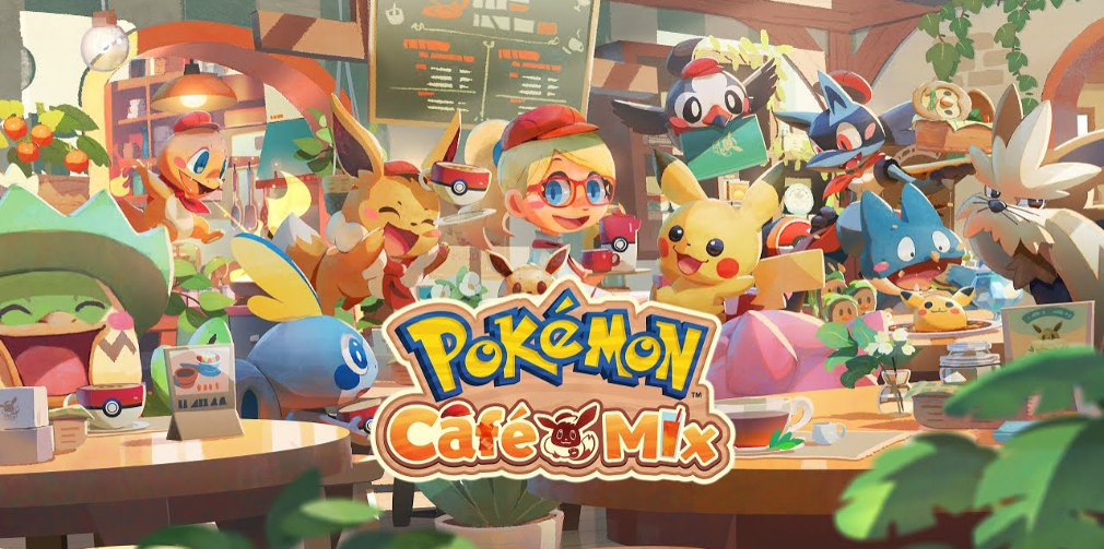 Pokemon Cafe Mix, a cute cooking puzzler where you serve treats to Pokemon, opens for pre-registration for iOS & Android