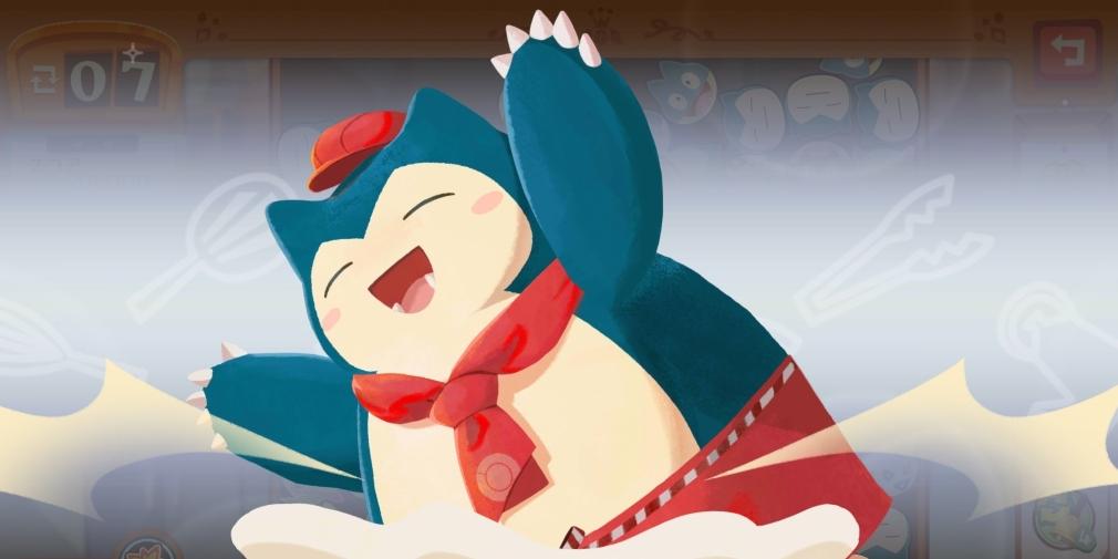 Pokémon Café Mix lance son premier événement en équipe