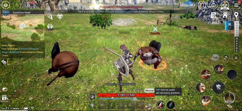 V4 review- gameplay