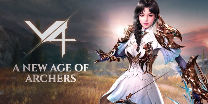 V4's Archer class is now available in Nexon's MMO alongside some in-game events to celebrate its arrival