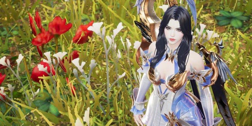 V4, Nexon's cross-platform MMORPG, introduces new Reaper class in latest update
