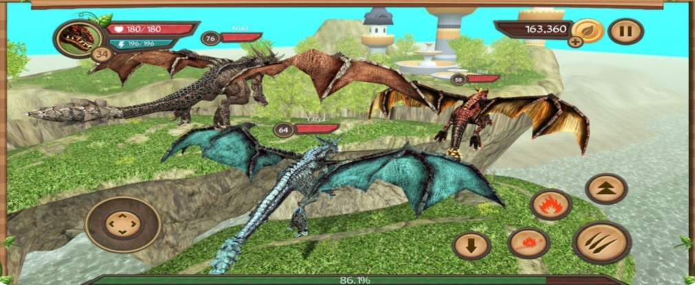 Dragon Sim Online: Tips for causing beautiful chaos