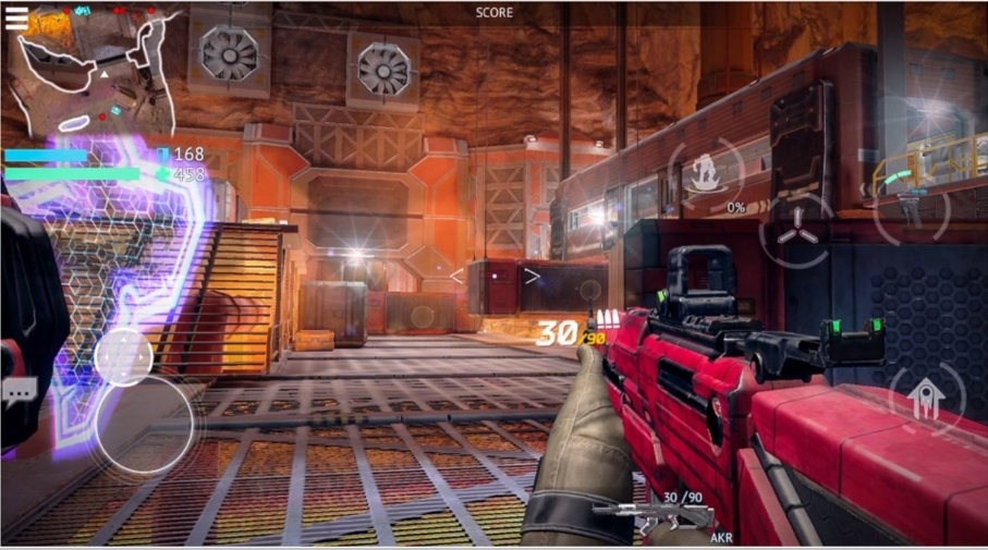 Infinity Ops: Sci-Fi FPS tips for your futuristic battles