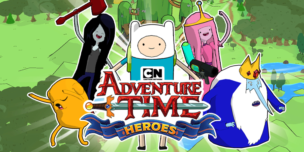 Adventure Time Heroes is a mobile turn-based RPG based on Cartoon Network's hit show