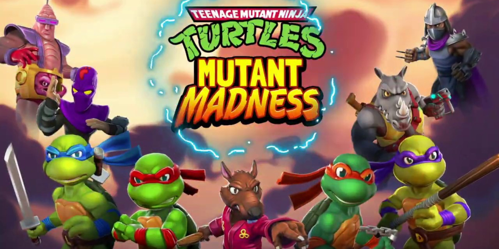 Teenage Mutant Ninja Turtles: Mutant Madness is an action-packed RPG heading to iOS and Android in September