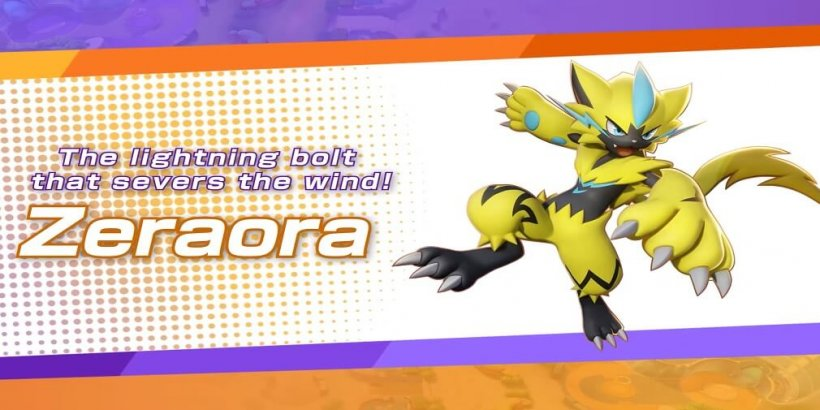 Pokemon Unite: Here is how you can get Zeraora for free