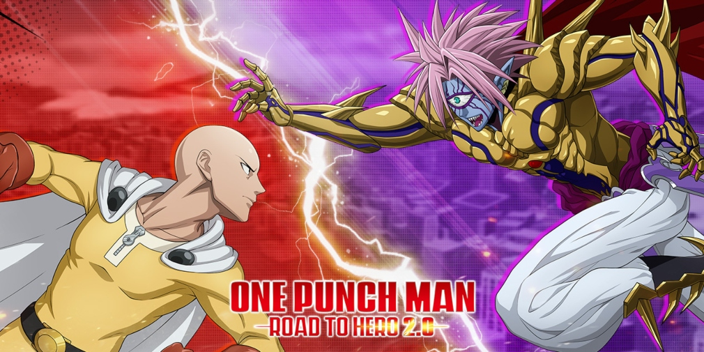 One-Punch Man: Road to Hero 2.0, the follow up to Oasis Games' previous OPM tie-in, will launch for iOS and Android on June 30th