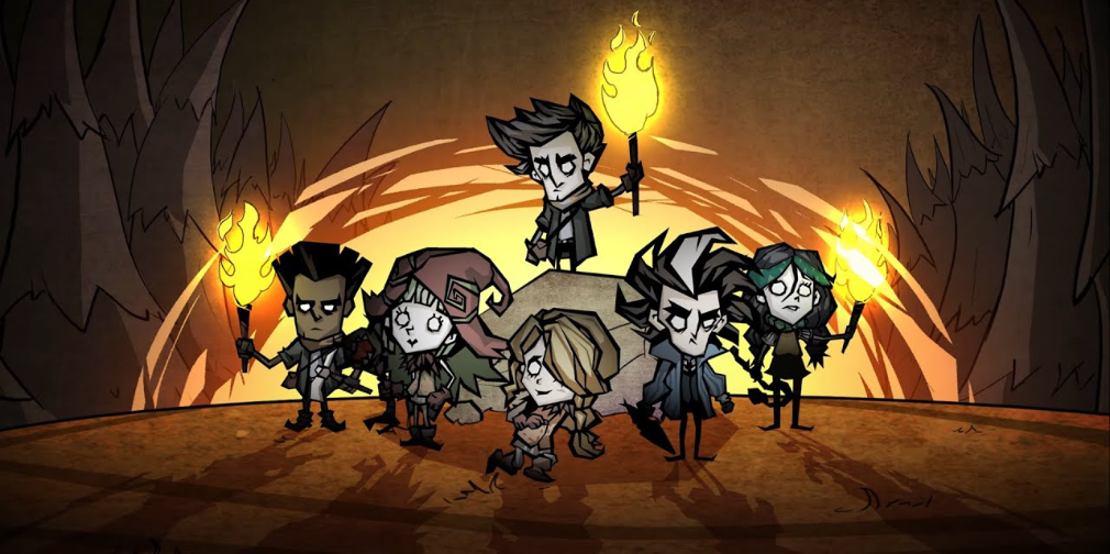 Don't Starve: Newhome from Tencent is a multiplayer survival sim for iOS & Android