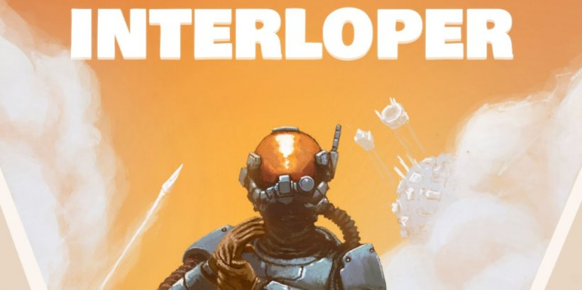 Interloper, the wonderfully stylish spaceflight combat sim, blasts off on iOS today