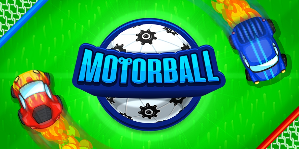 Motorball, Noodlecake Studios' upcoming car football game, is available to pre-order now for iOS