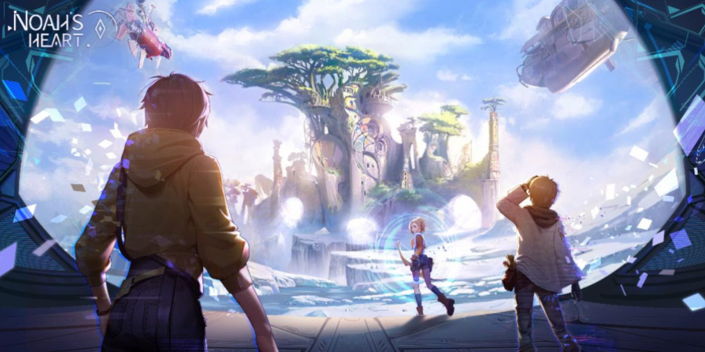 Noah's Heart is a gorgeous open-world MMORPG from Dragon Raja developer Archosaur Games