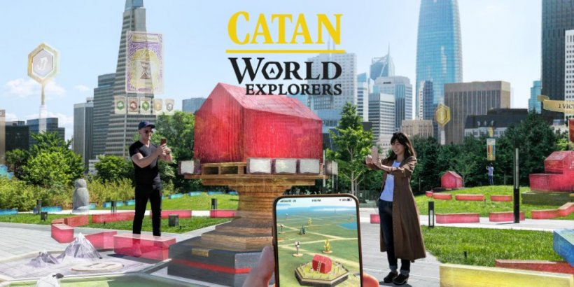 Catan: World Explorers is the latest AR game from Pokemon GO developer Niantic