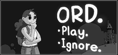 Ord., le jeu d'aventure qui se dévoile trois mots à la fois, sera disponible prochainement sur mobiles