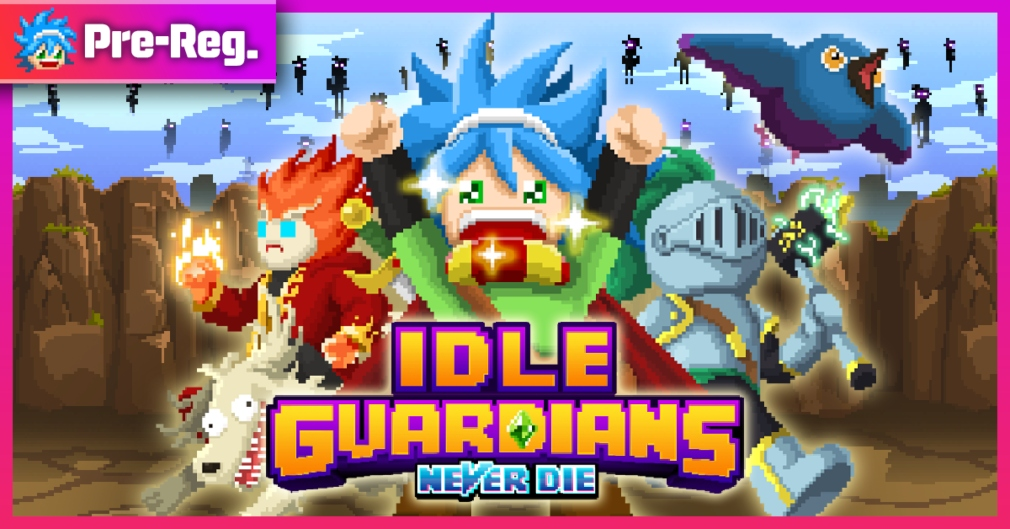 Idle Guardians: Never Die is an upcoming idle RPG from Super Planet that's arriving for iOS and Android on 27th July