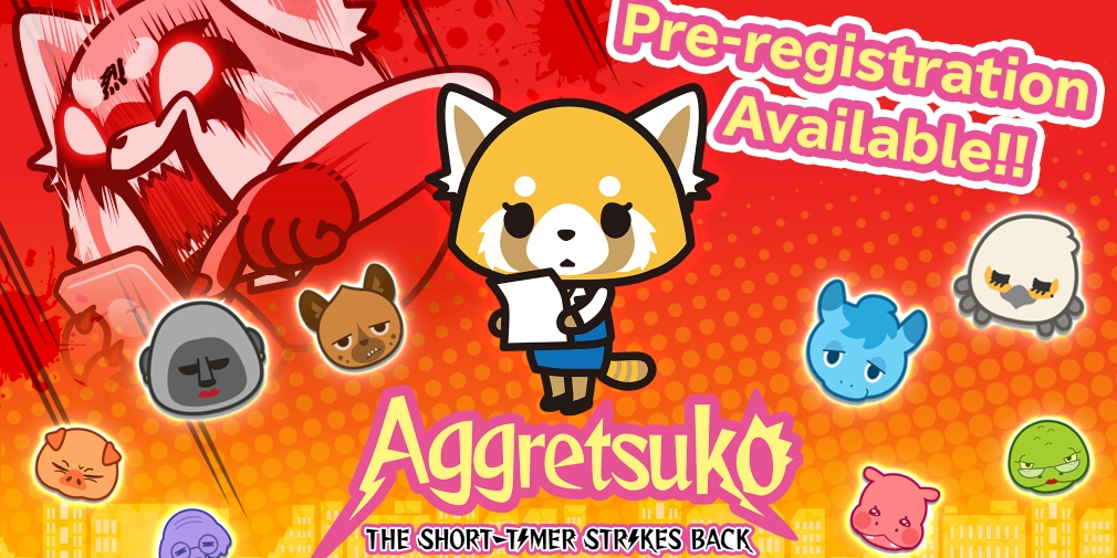 Aggretsuko : The Short Timer Strikes Back est de sortie sur iOS et Android