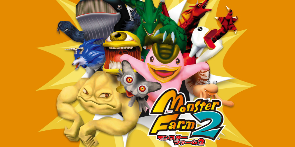 Monster Rancher 2 is a PS1 classic set to be ported to iOS, Android, and Nintendo Switch this year