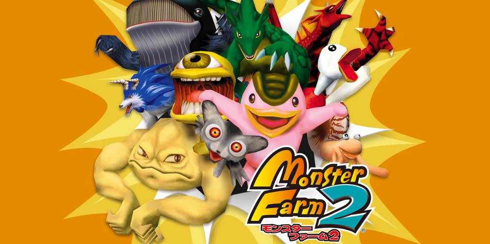 Monster Rancher 2 sortira cet automne au Japon et ouvre ses précommandes