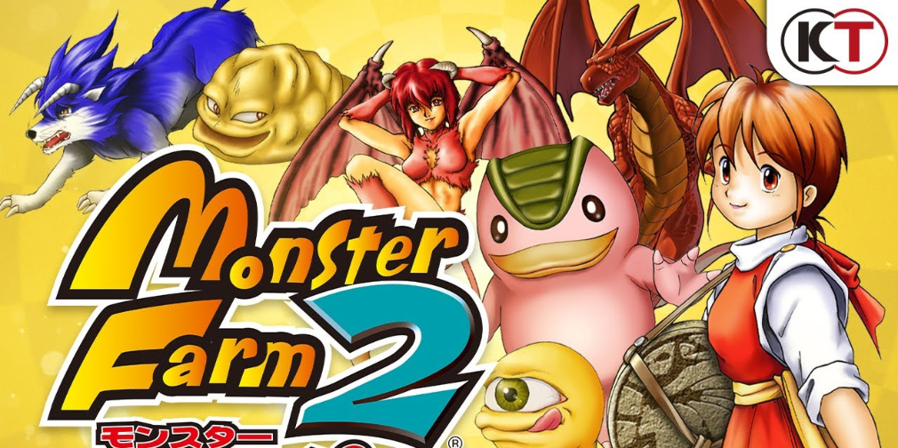 Monster Rancher 2's mobile and Switch ports get a gameplay trailer