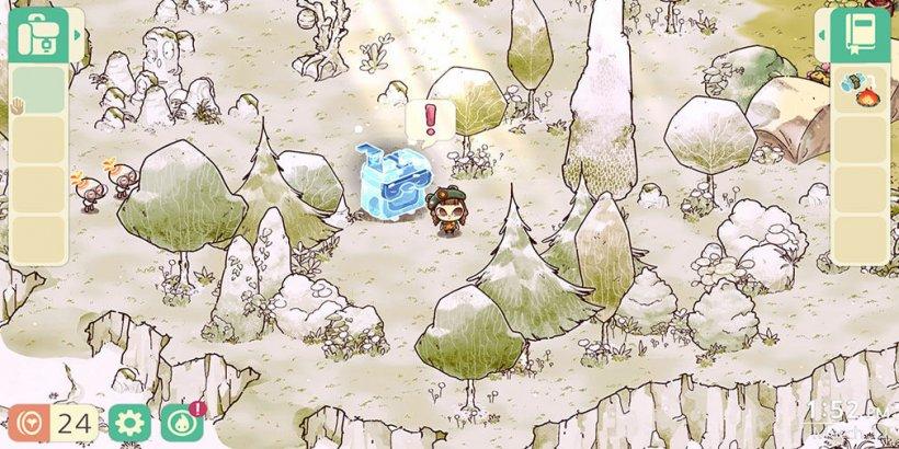 cozy grove gameplay