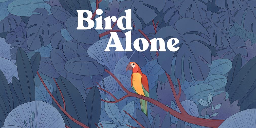Venez partager le quotidien d'un oiseau qui se sent vraiment seul dans Bird Alone, disponible maintenant sur iOS