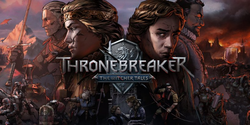 The Witcher Tales: Thronebreaker is now available for Android devices