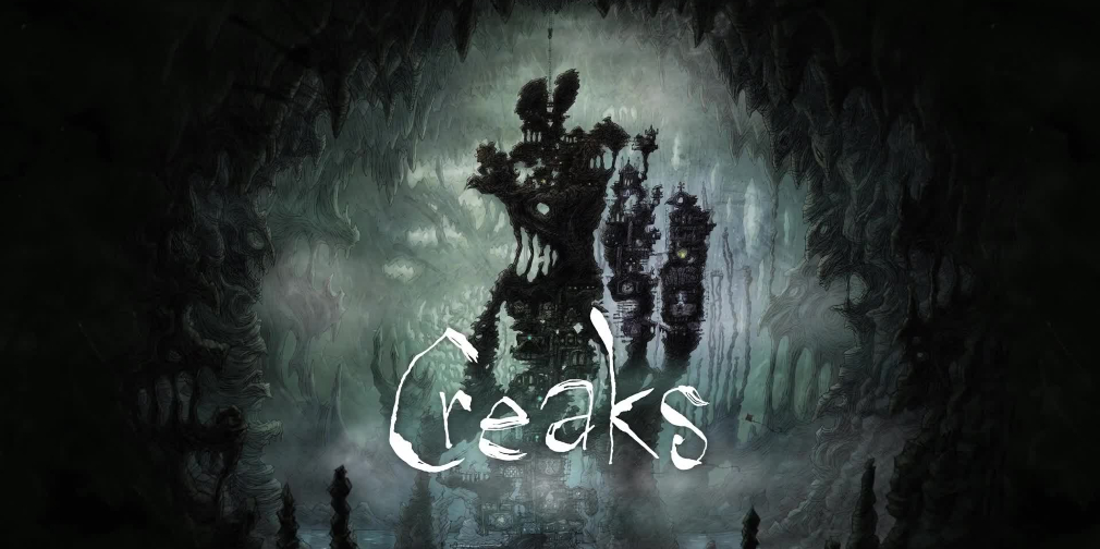 The wonderfully creepy Creaks is this week's Apple Arcade release