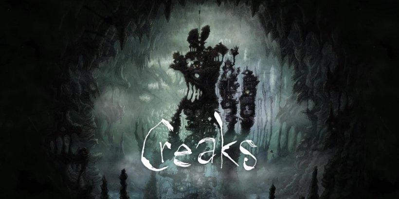 The wonderfully creepy Creaks is this week's Apple Arcade release