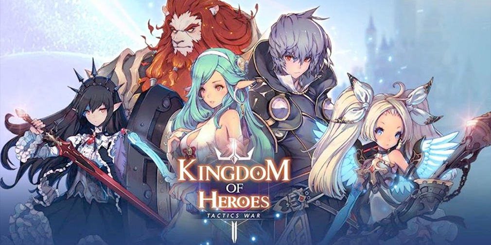 Kingdom of Heroes: Tactics War