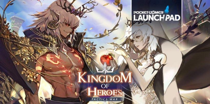 Kingdom of Heroes: Tactics War's upcoming Season 2 update will be its biggest yet
