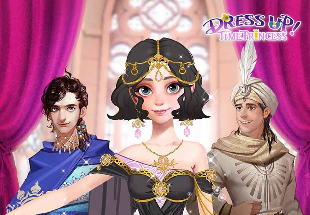 Pre-registration opens for gorgeous dress up RPG, Dress Up! Time Princess