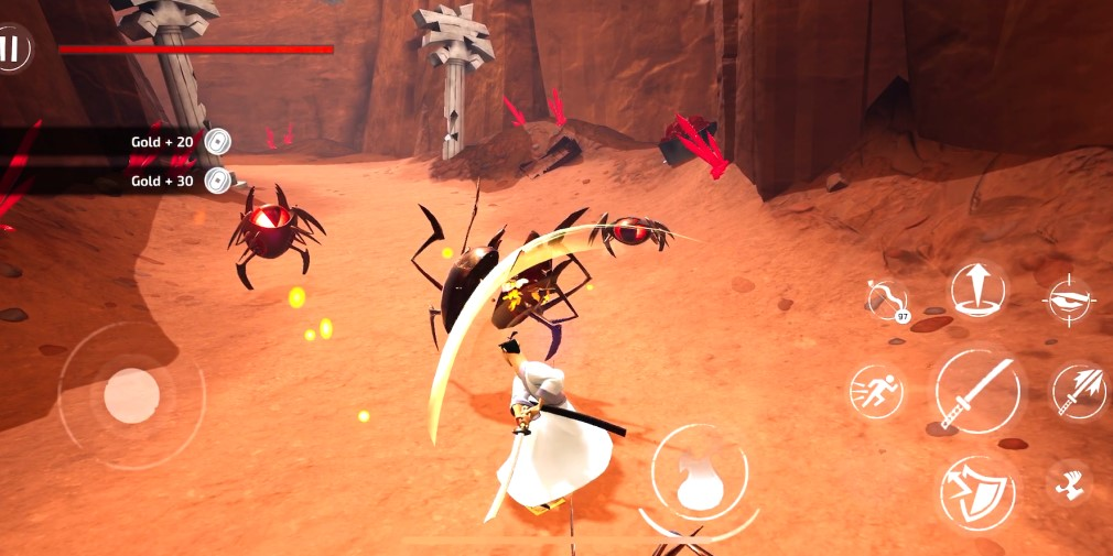 Samurai Jack Battle Through Time Heading To Apple Arcade Watch An Exclusive Developer Diary Here Articles Pocket Gamer