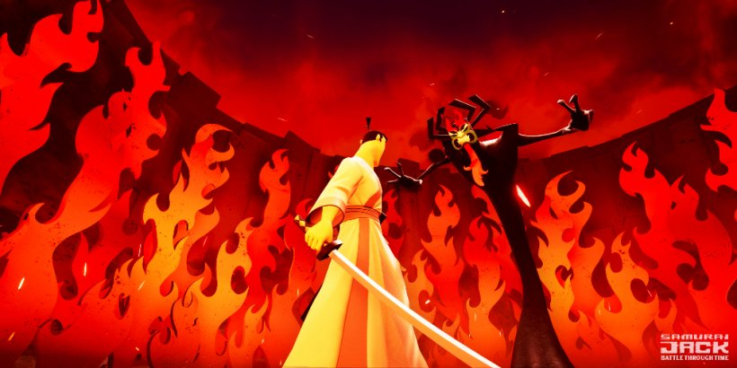 Samurai Jack: Battle Through Time hacks and slashes its way onto Apple Arcade