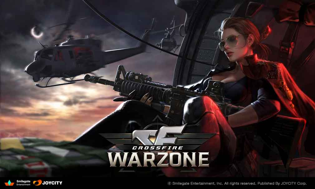 CrossFire: Warzone, Joycity's real-time strategy game, launches globally for iOS & Android