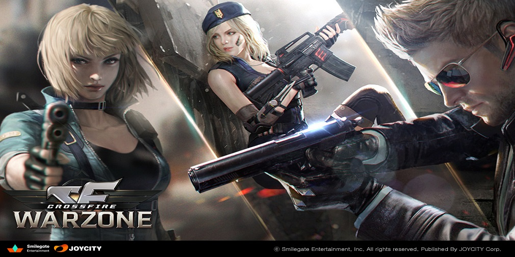 Everything you need to know about real-time strategy and base-building game CrossFire: Warzone