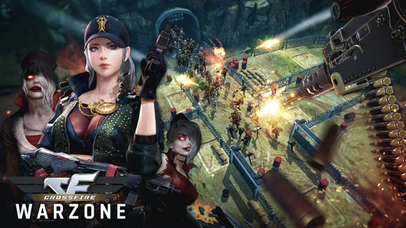 CROSSFIRE: Warzone has received a major Winter update that introduces new game modes and a Commander