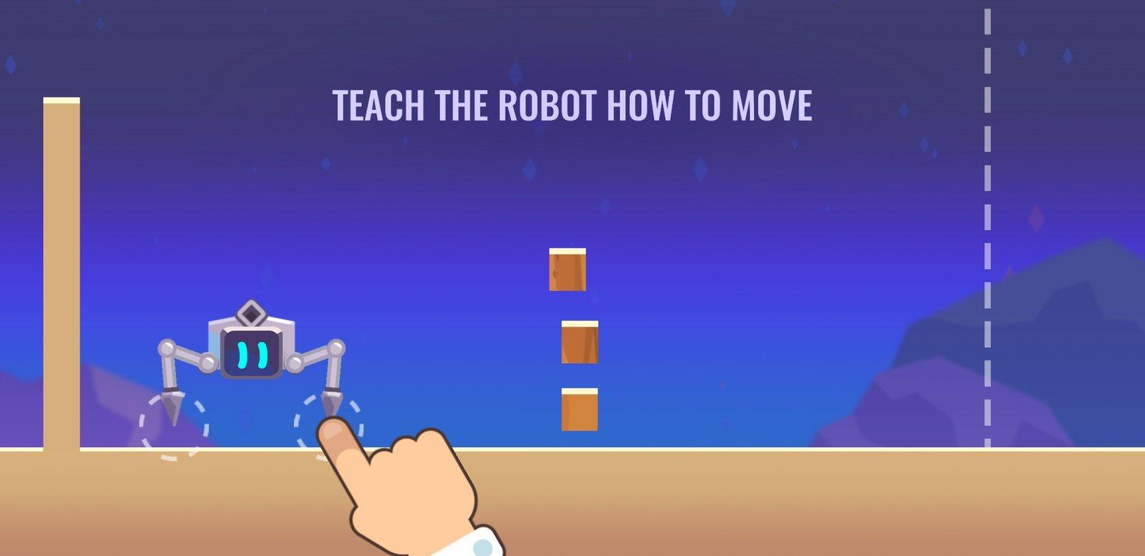 Robotics! gameplay - review
