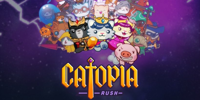 Catopia Rush is an aRPG title that's set to release globally in June 2021 for Android and iOS